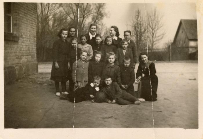Uczniowie Państwowego Liceum Pedagogicznego w Giżycku [58]