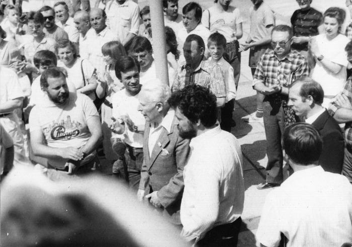 Wiec przedwyborczy 1989 [4]