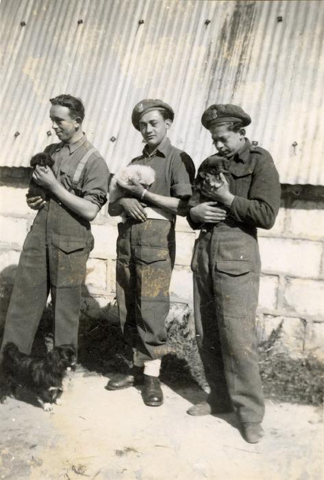Żołnierze 3. Dywizji Strzelców Karpackich we Włoszech [36]