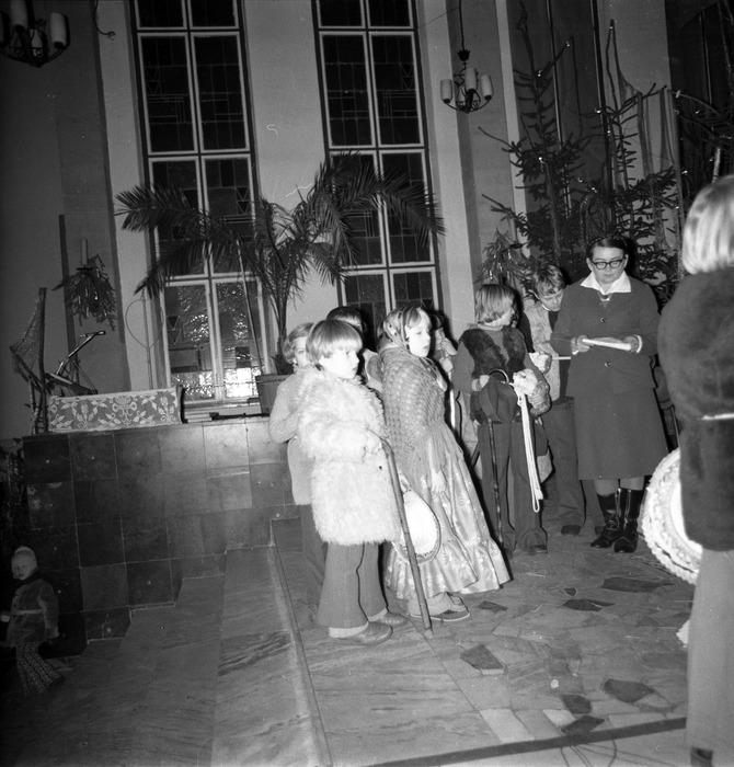 Jasełka w kościele św. Brunona,1977 r. [11]