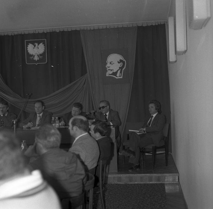 Wizyta konsula ZSRR w siedzibie KM PZPR [8]