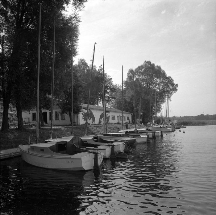 "Port ośrodka ""Almatur"" [2]"