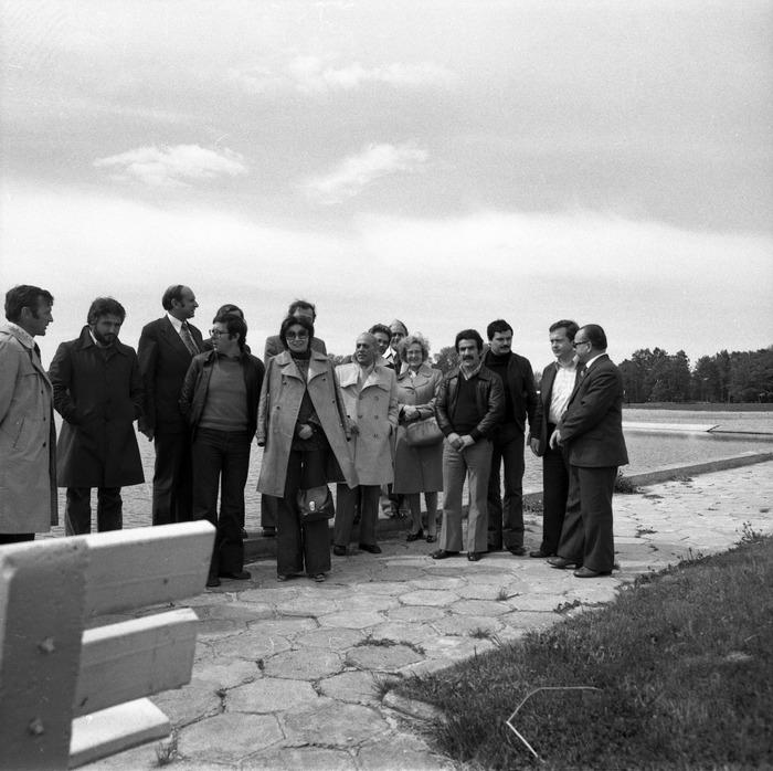 Wizyta delegacji Włoskiej Partii Komunistycznej [5]
