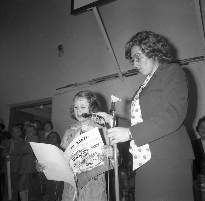 Święto Szkoły w SP nr 4, 1975 r. [8]