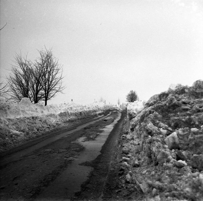 Zima stulecia na mazurskich drogach [4]