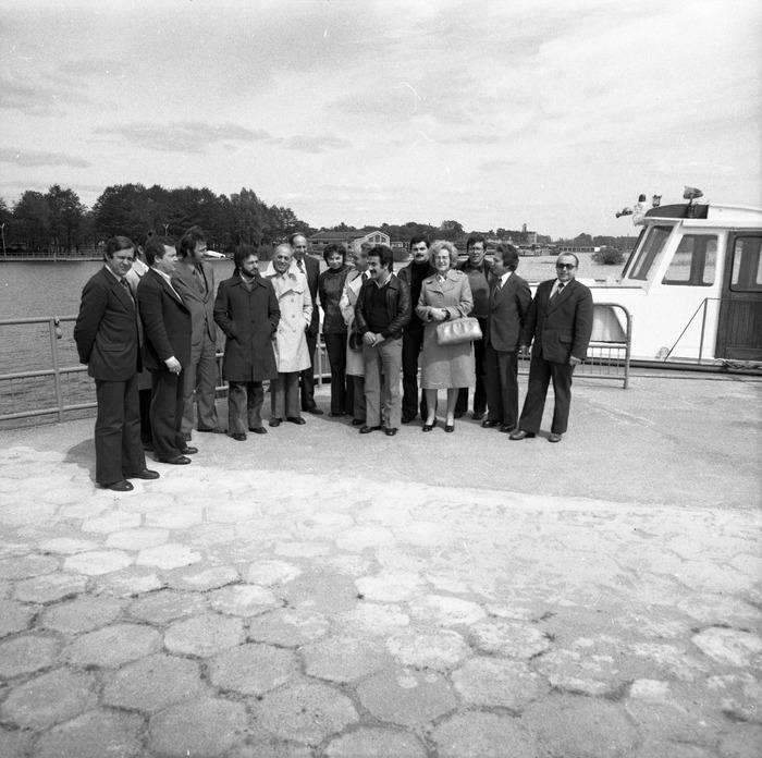 Wizyta delegacji Włoskiej Partii Komunistycznej [7]