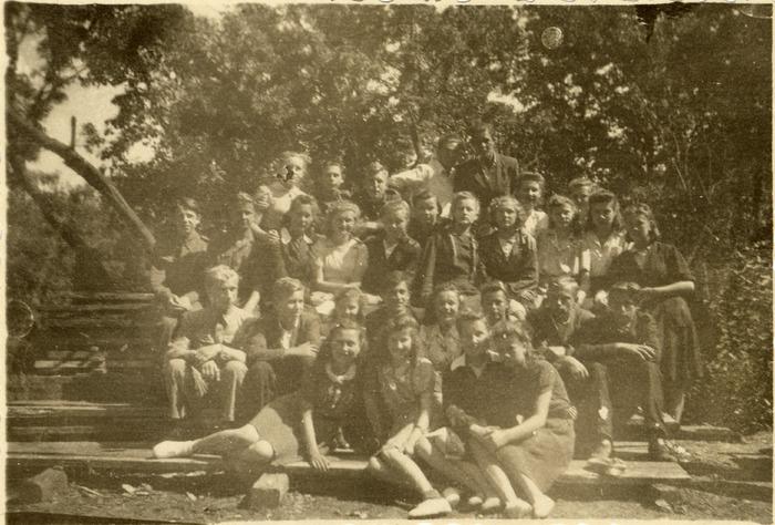 Uczniowie Gimnazjum w Giżycku [2]