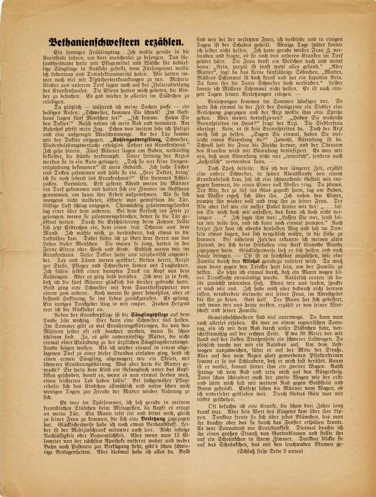 Masurendienst - September 1938