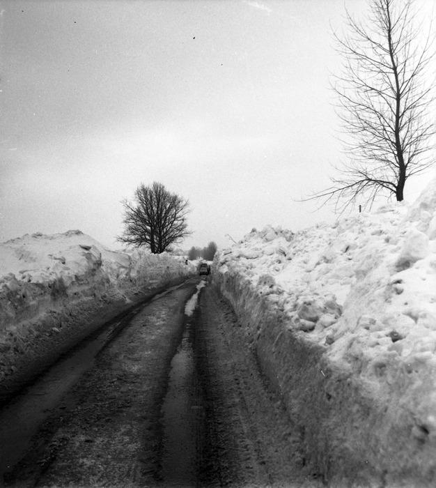 Zima stulecia na mazurskich drogach [8]