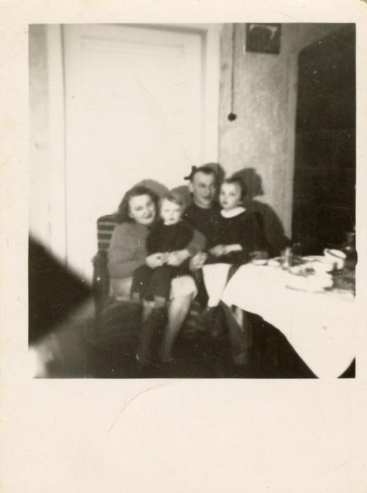 Leopold Arcichowski z rodziną [2]