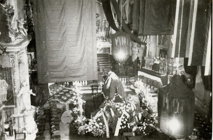 Pogrzeb serca Józefa Piłsudskiego w Wilnie [10]