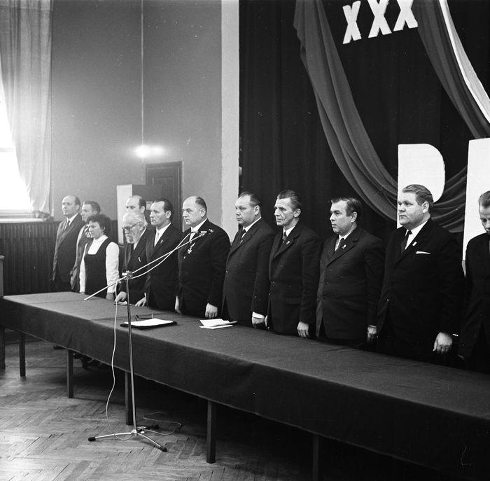 Obchody 30-lecia PPR w PDK, 1972 r. [11]