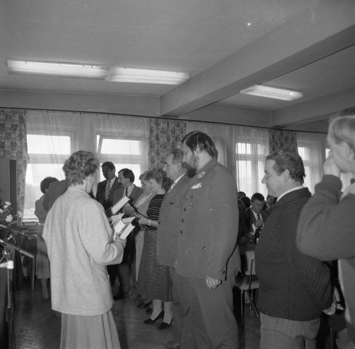 Wojewódzka Inauguracja Kształcenia Ideologicznego, 1987 r. [16]
