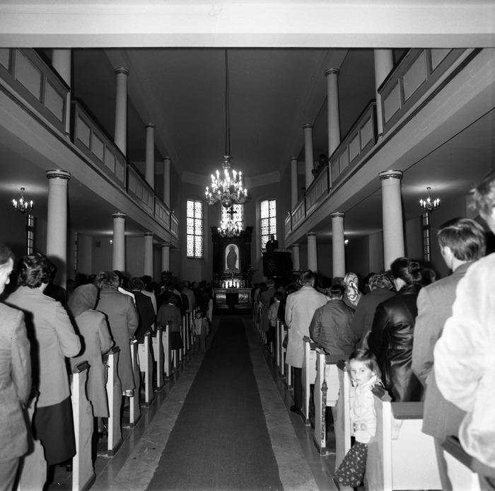 Nabożeństwo w kościele ewangelickim [6]
