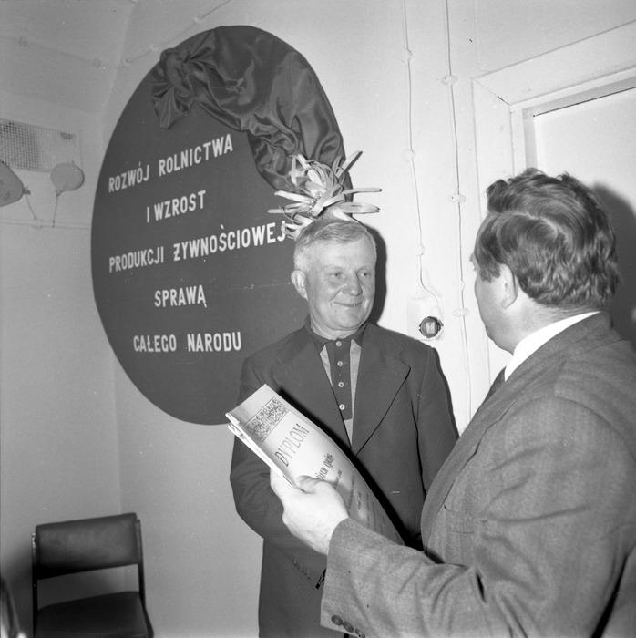 Spotkanie w dojrzewalni serów, 1978 r. [4]