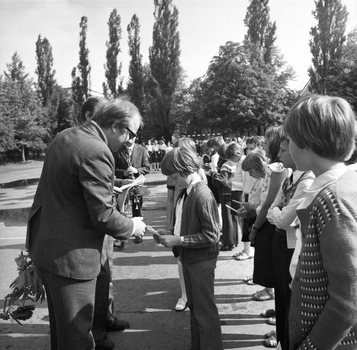 Zakończenie roku szkolnego 1977/1978 [1]
