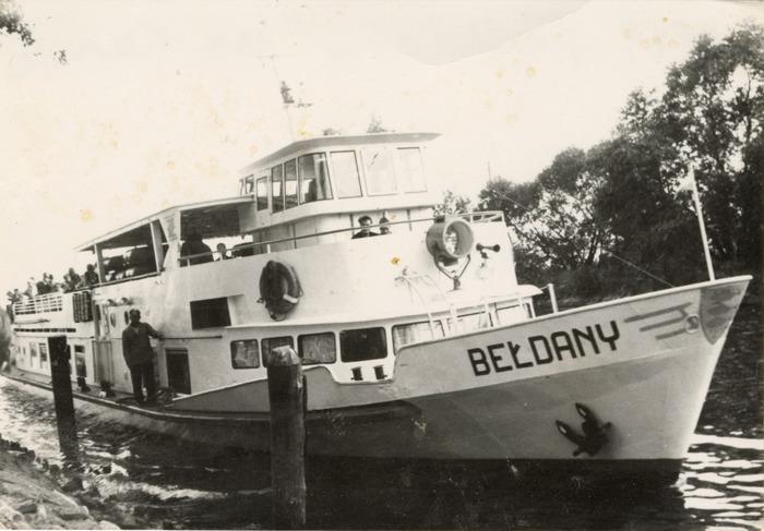 "M/S ""Bełdany"""