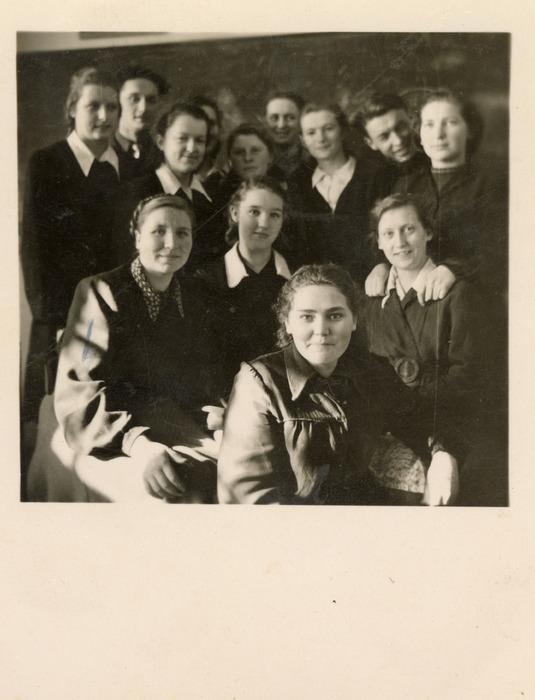 Uczniowie Państwowego Liceum Pedagogicznego w Giżycku [10]