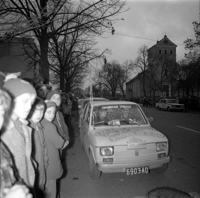 Filmowy Rajd Samochodowy, 1976 r. [9]