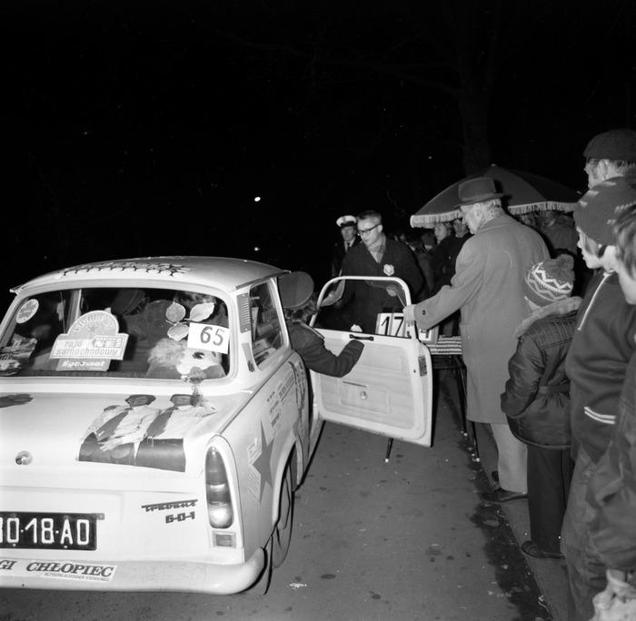 Filmowy Rajd Samochodowy, 1976 r. [11]