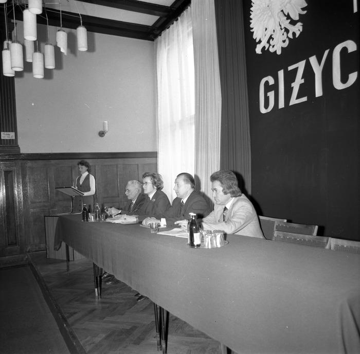 Zjazd Towarzystwa Miłośników Ziemi Giżyckiej, 1980 r.  [6]
