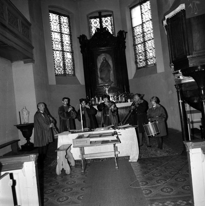 Koncert zespołu muzyki dawnej [3]