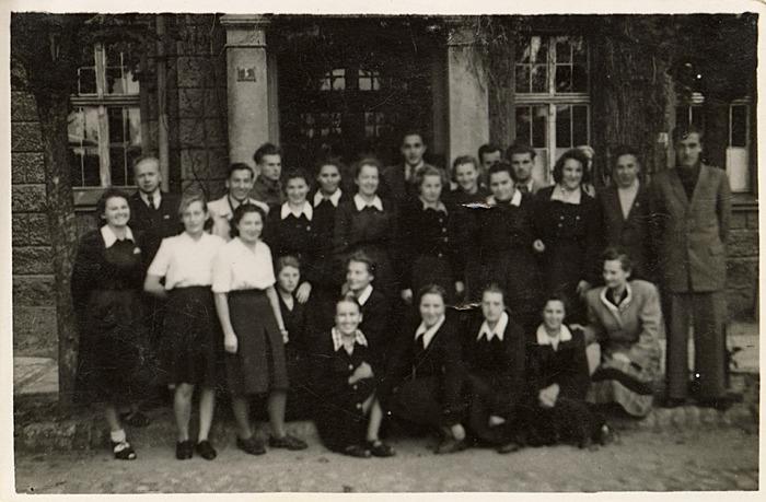 Uczniowie Państwowego Liceum Pedagogicznego w Giżycku [17]