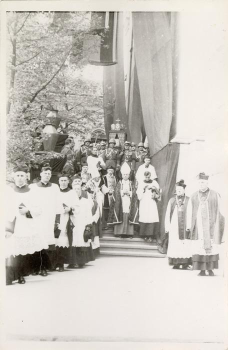 Pogrzeb serca Józefa Piłsudskiego w Wilnie [15]