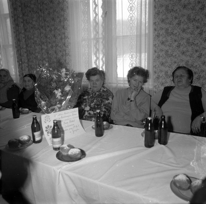 Dzień Kobiet w DPS, 1988 r. [7]