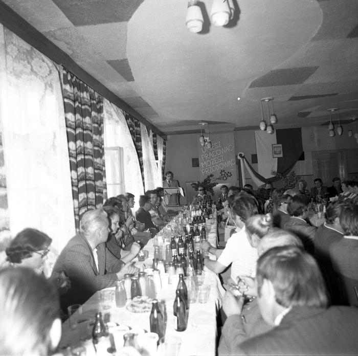 Spotkanie pracowników OSM, 1978 r. [10]