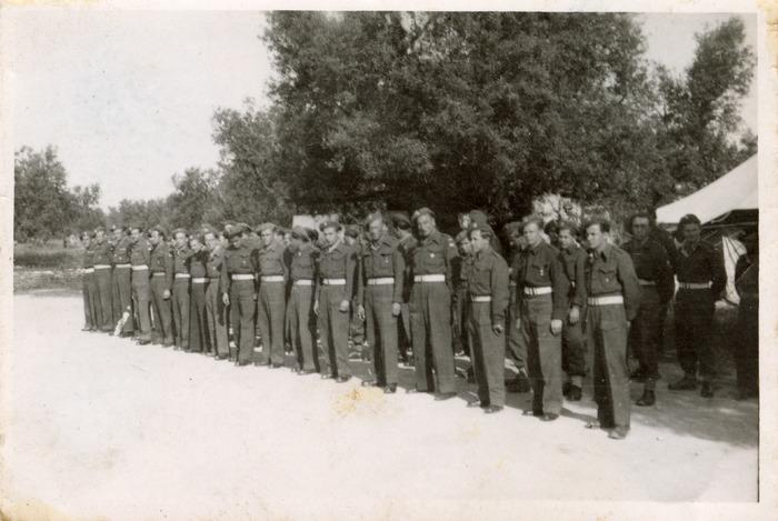 Żołnierze 3. Dywizji Strzelców Karpackich we Włoszech [33]