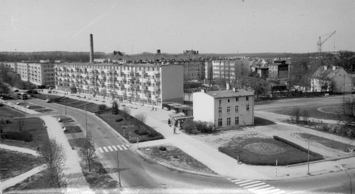 Panorama ul. Obrońców Stalingradu /Olsztyńskiej [1]