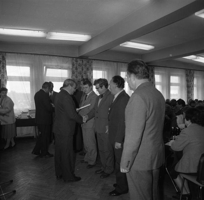 Wojewódzka Inauguracja Kształcenia Ideologicznego, 1987 r. [18]