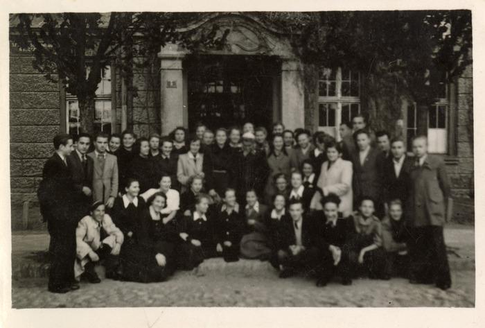 Uczniowie Państwowego Liceum Pedagogicznego w Giżycku [16]