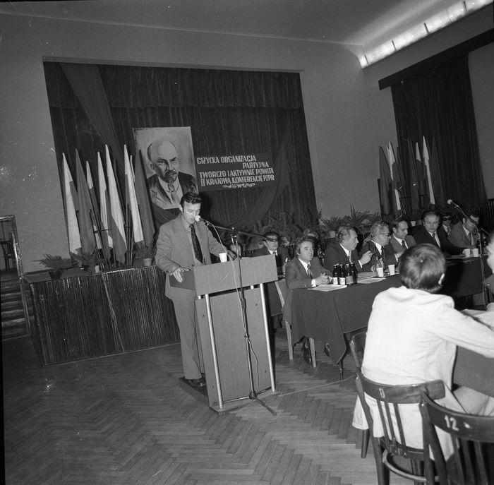 Konferencja sprawozdawczo-wyborcza PZPR [25]