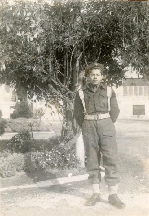 Żołnierze 3. Dywizji Strzelców Karpackich we Włoszech [32]
