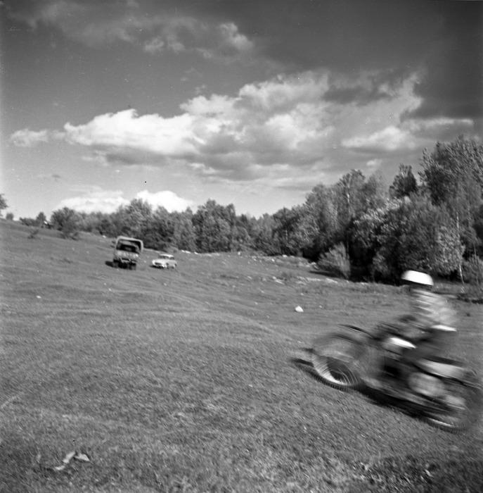 Zawody motocrossowe, 1964 r. [31]