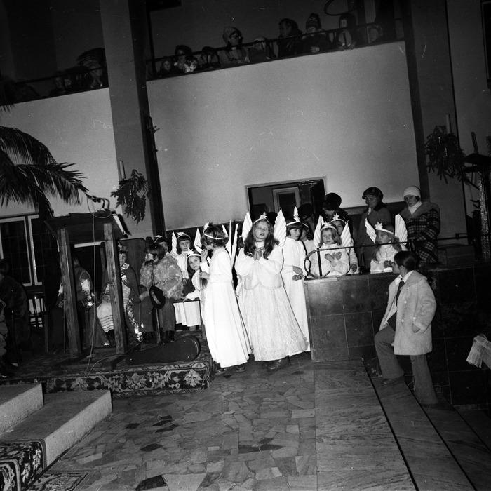 Jasełka w kościele św. Brunona,1977 r. [16]