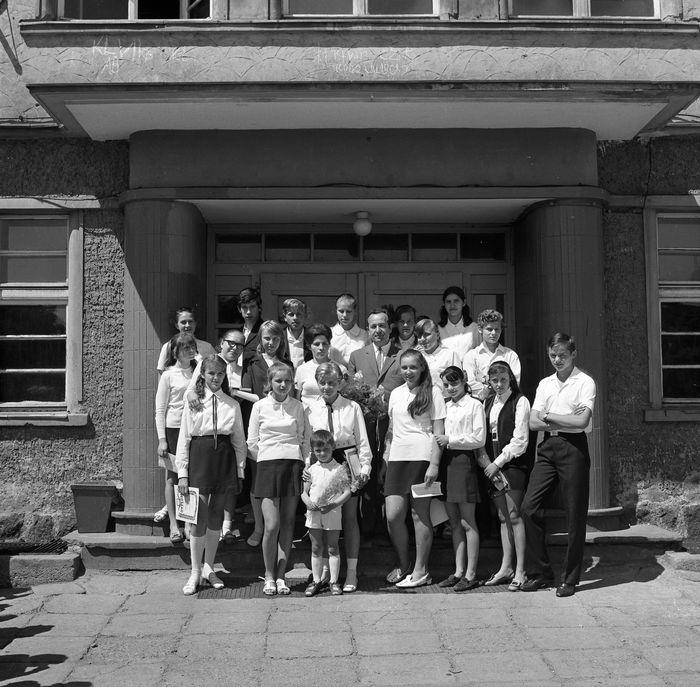 Zakończenie roku szkolnego 1969/1970 [7]