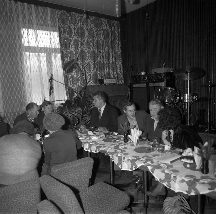 Spotkanie seniorów w kawiarni Ekran w Giżycku [9]