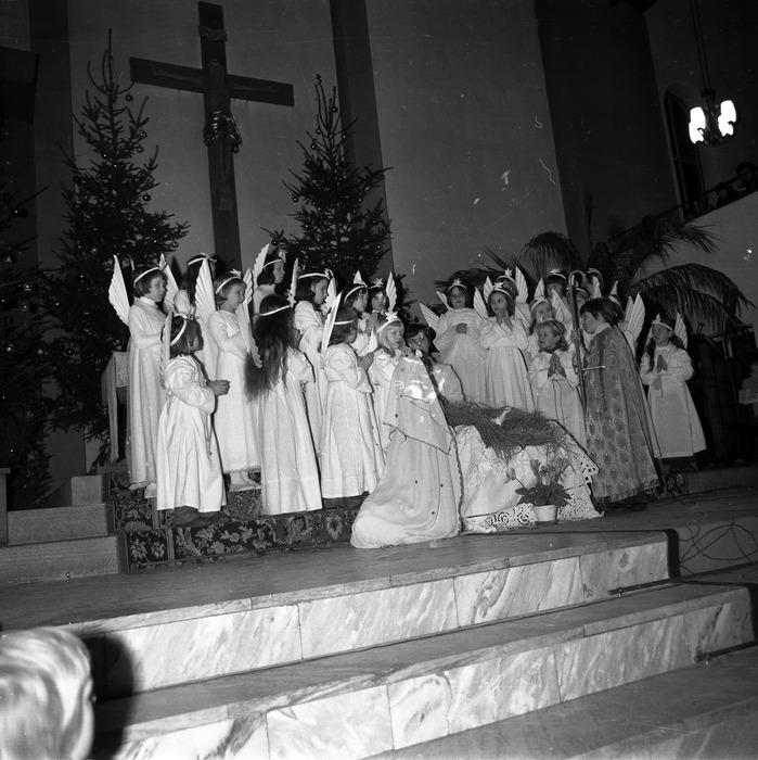 Jasełka w kościele św. Brunona,1978 r. [16]