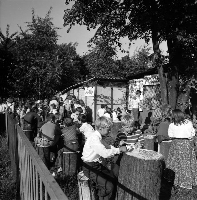 Festyn Prasowy w Giżycku, 1975 r. [11]
