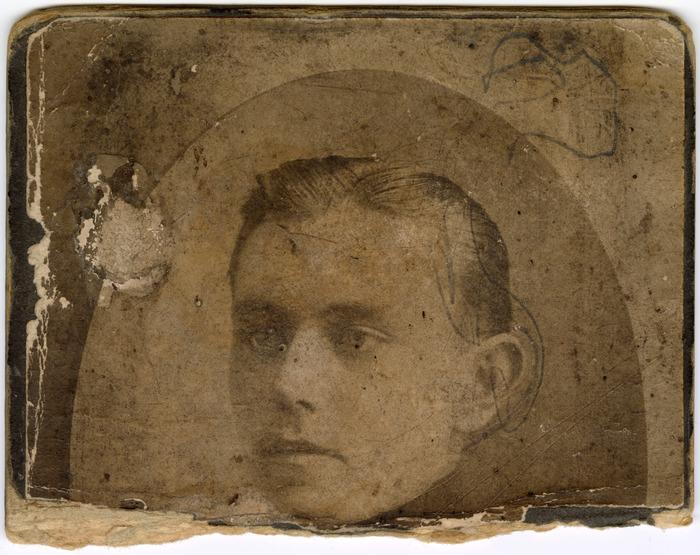 Portret Zygmunta Ocrasso [2]