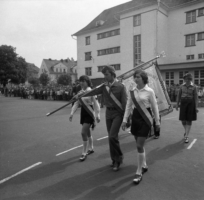 Zakończenie roku szkolnego 1976/1977 [1]