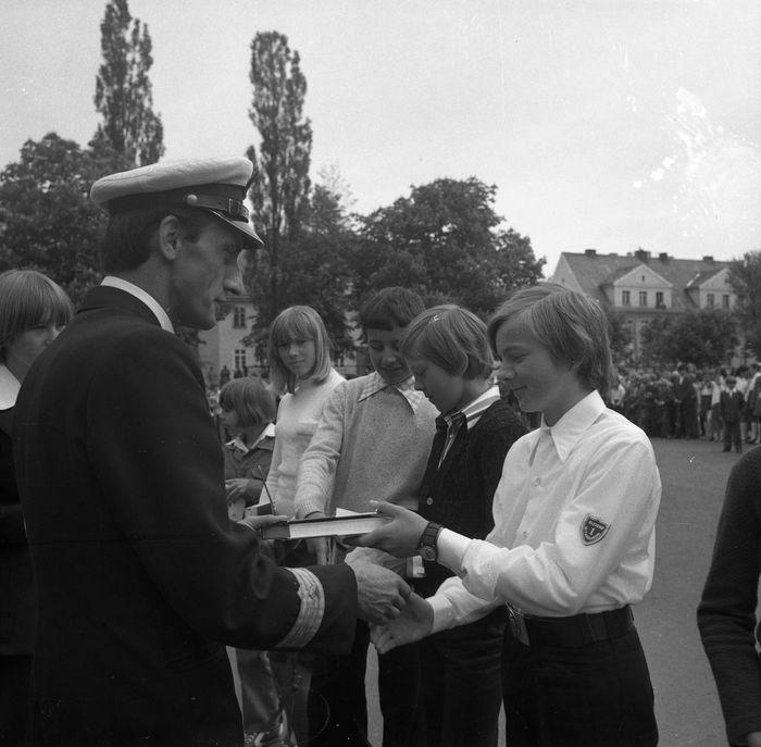 Zakończenie roku szkolnego 1976/1977 [4]