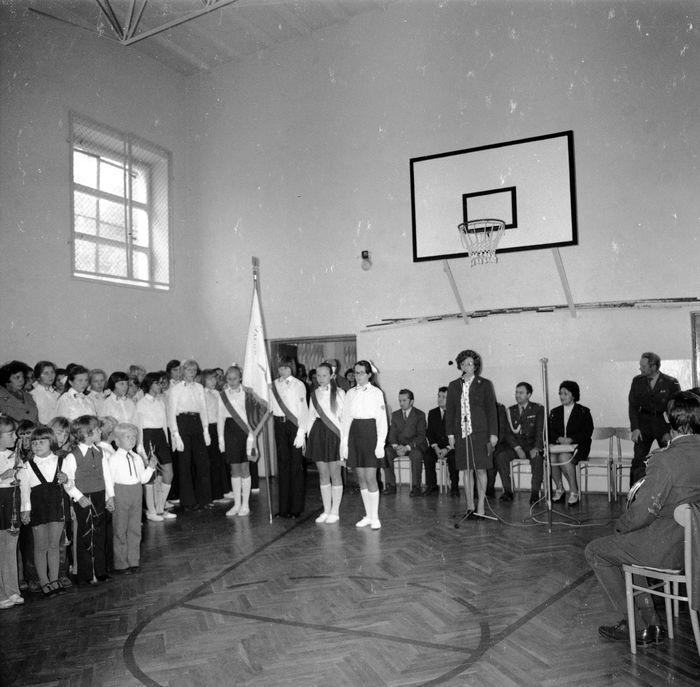 Święto Szkoły w SP nr 4, 1975 r. [9]