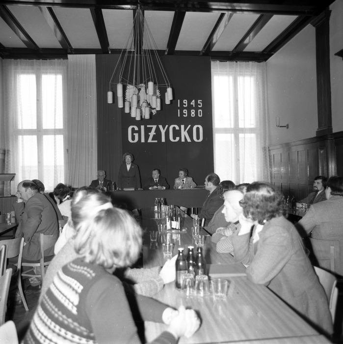 Zjazd Towarzystwa Miłośników Ziemi Giżyckiej, 1980 r.  [10]