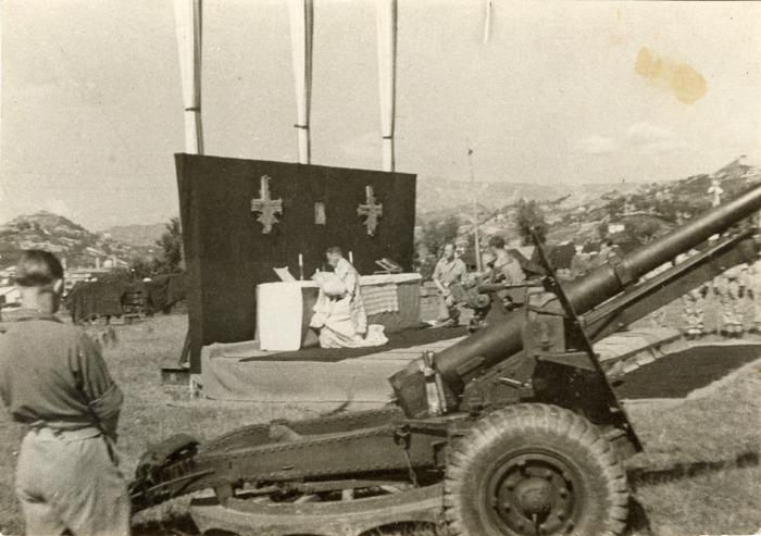 Żołnierze 3. Dywizji Strzelców Karpackich we Włoszech [19]