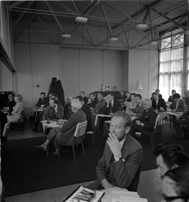 """Konferencja PTE w """"Róży Wiatrów"""", 1972 r. [8]"""