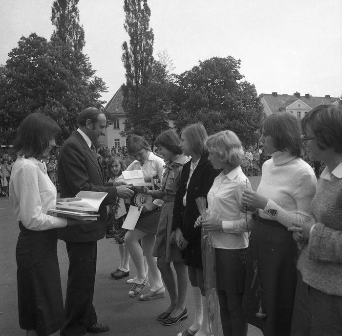 Zakończenie roku szkolnego 1976/1977 [5]
